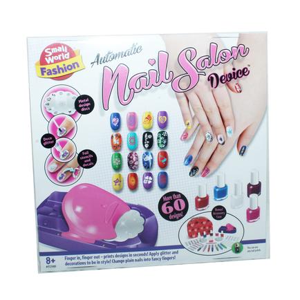 Automatic Nail Salon