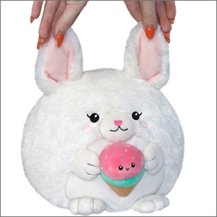 Mini Squishable Bunny w/ Ice Cream