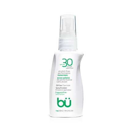 BU SPF30 Alcohol-Free Spray Fragrance Free 30ml