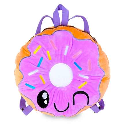 Plush Backpacks Donut
