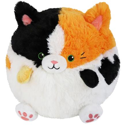 Mini Squishable Calico Cat