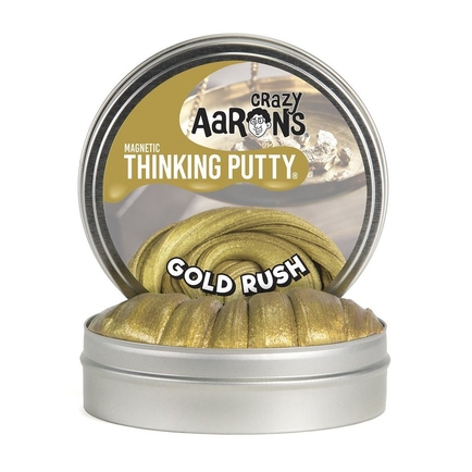 Gold Rush Magnetic 4 inch tin plus Magnet
