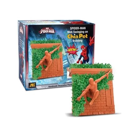 Chia Groot Spiderman Sponge Bob 16 ct. floor disp.
