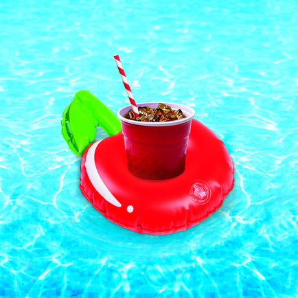 Juicy Cherries Beverage Floats
