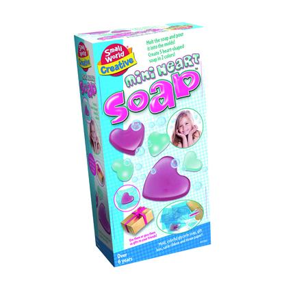 Mini Heart Soap