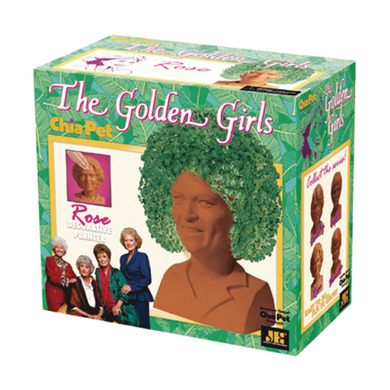 Chia Golden Girls- Rose