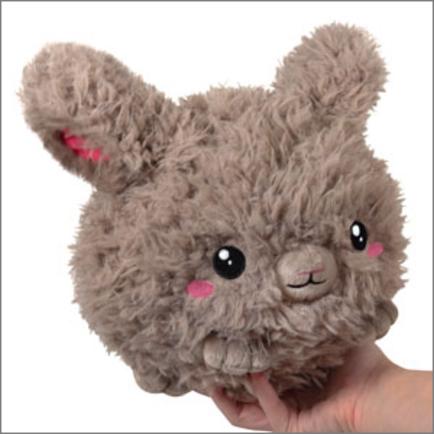 Mini Dust Bunny--Taupe