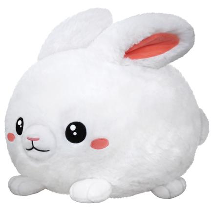 Squishabe Fluffy Bunny