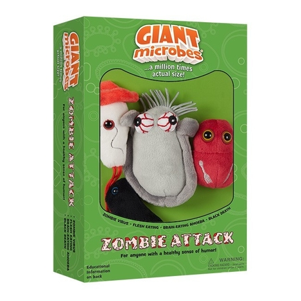 Zombie Attack Gift Box