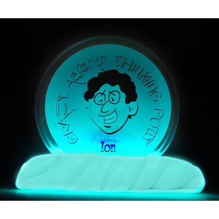 Ion - Glow in the Dark 4 inch tin