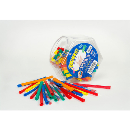 CLASSIC BOINKS 100PC TUB PRIMARY COLOURS