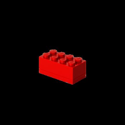 Mini Block 8 Red
