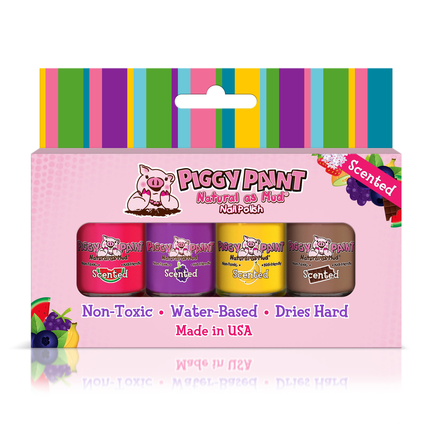 Scented - Scented Polish Gift Set