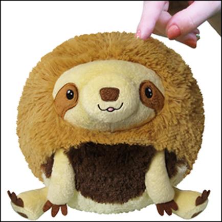 Mini Squishable Baby Sloth