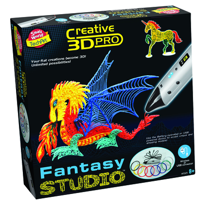 3D Printing Pen - Fantasy Studio