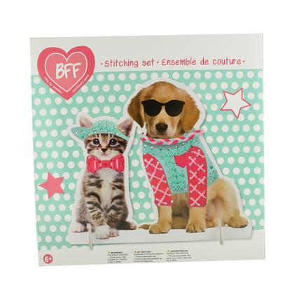BFF Stitchy Kitty