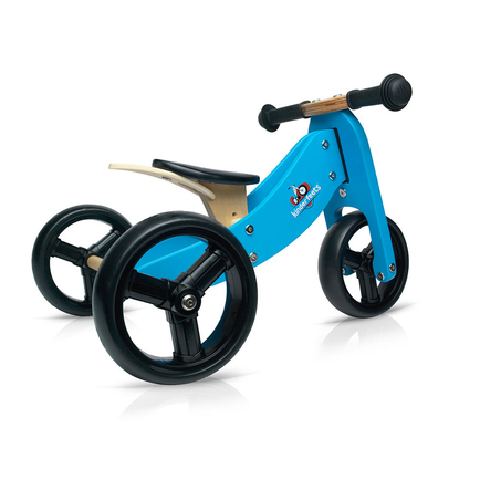 Blue Tiny Tot Convertible Bike