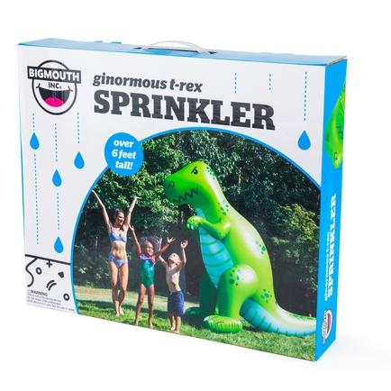 Ginormous T-Rex Yard Sprinkler