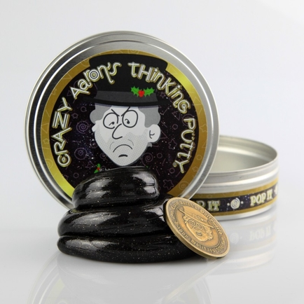 Bah Humbug with coin