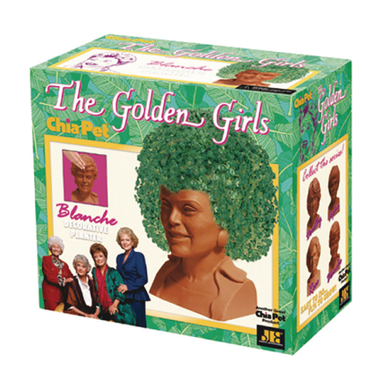 Chia Golden Girls- Blanche