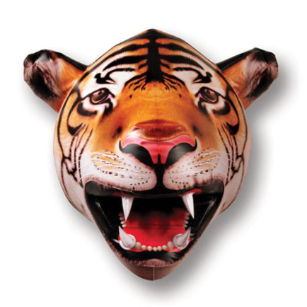 Inflatable Tiger Head