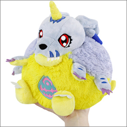 Mini Squishable Digimon Gabumon