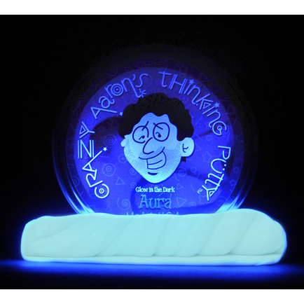 SMALL TIN - Aura - Glow in the Dark