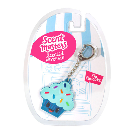 Scented Keychains Cupcake