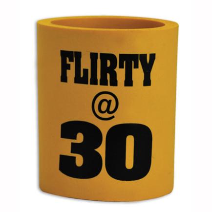 Koozie/Flirty at 30