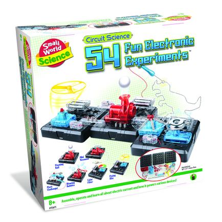 54 Fun Electronic Experiments