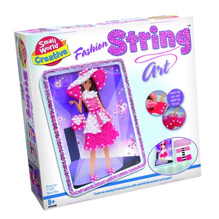 Fashion String Art