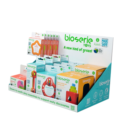 Bioserie Counter Display