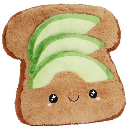 Comfort Food Avocado Toast