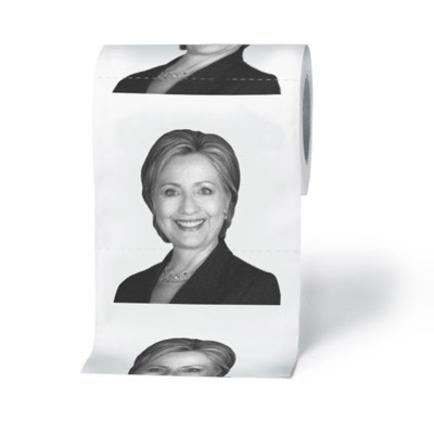 Funny TP: Hillary Clinton