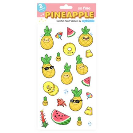 Pineapple Stickers