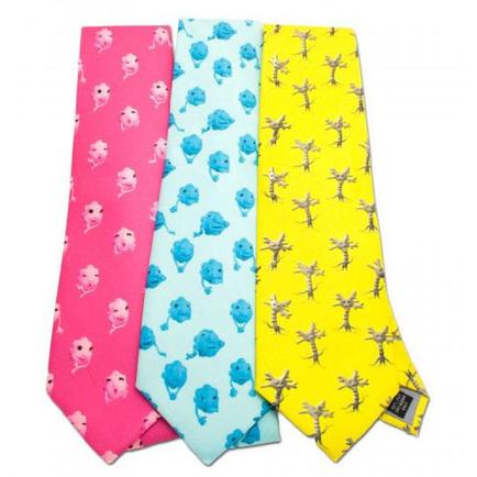 Noodle necktie