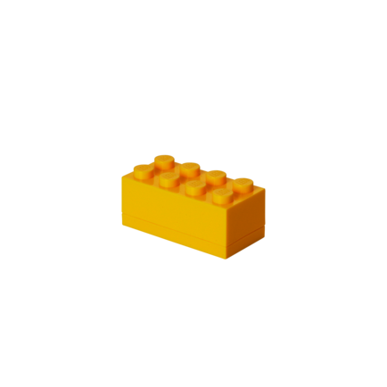 Mini Block 8 Yellow