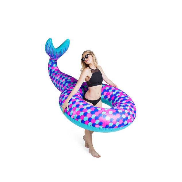Stortz Toys Giant Mermaid Tail Pool Float