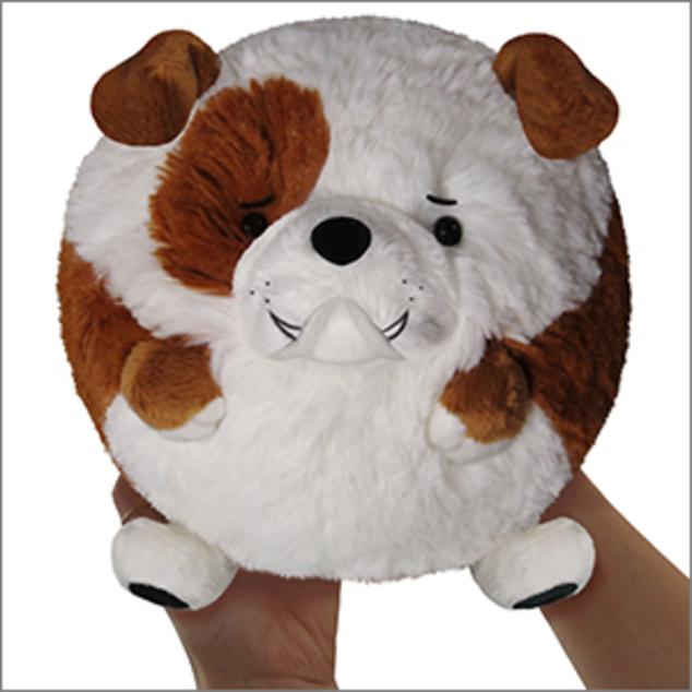 Stortz Toys Mini Squishable English Bulldog