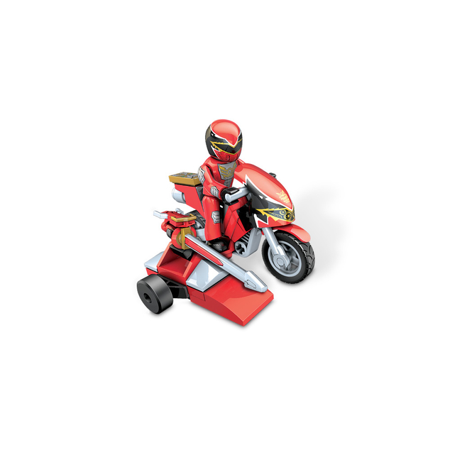 pr mf red ranger - photo #29