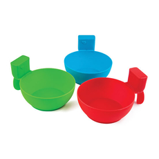 Toilet Cereal Bowl 3pk