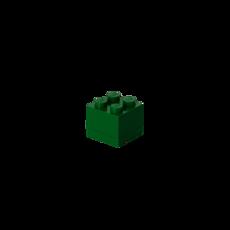 Mini Block 4 Green
