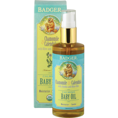 Badger Baby Oil   118ml