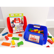 Toydozer Assorted (6 red / 6 blue)