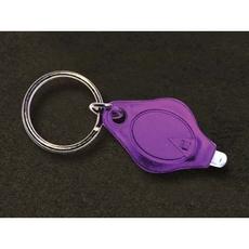 Blacklight Keychain