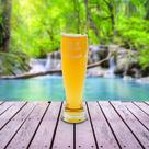 The Beer-Zilla Giant Beer Glass