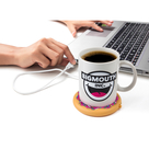 Coffee and a Donut Mug Warmer