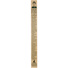 Women in Literature Ruler