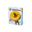 Cheeseburger Pool Float