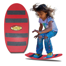 24 inch freestyle spooner board red
